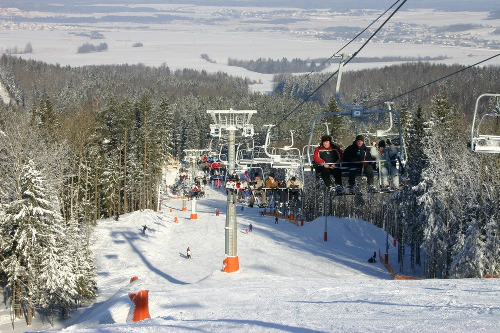 Silichy Skiing and Snowboarding Resort
